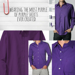 most-purple-shirt-ever-created
