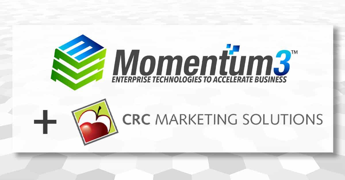 momentum3 acquires CRC marketing