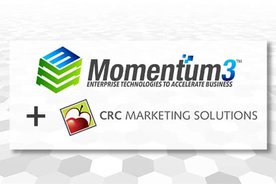 momentum3 acquires CRC marketing
