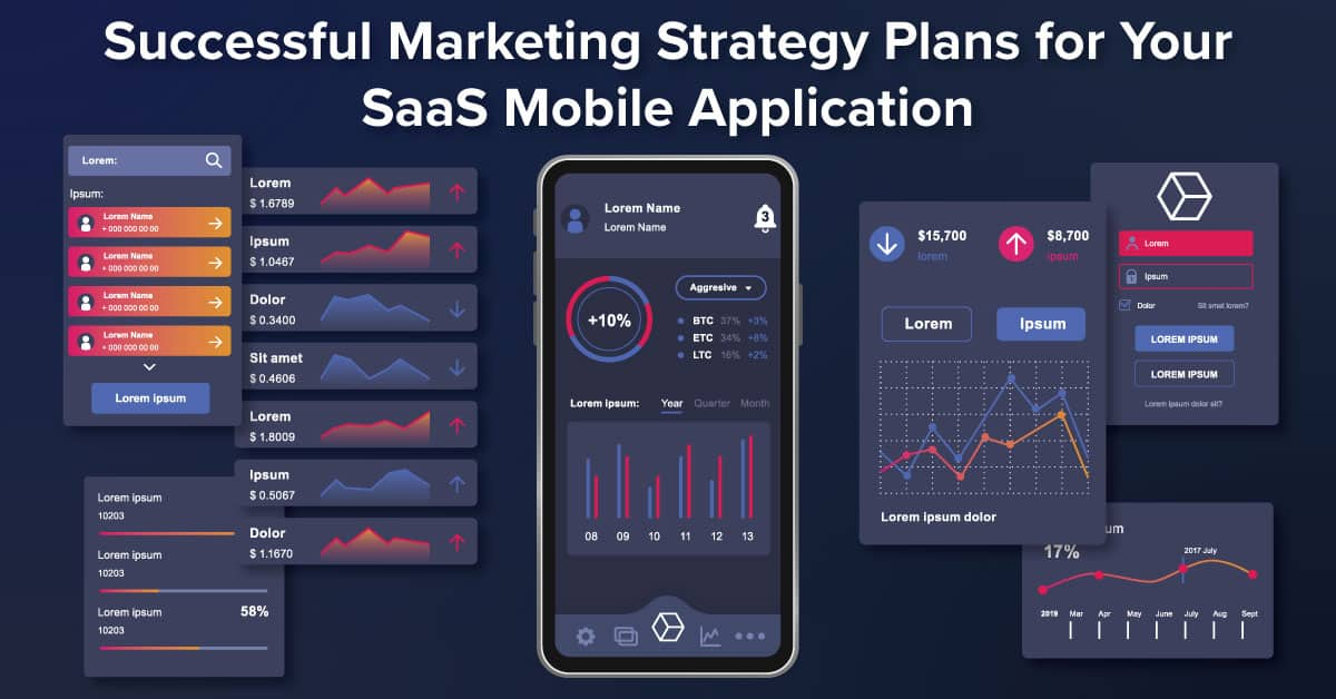 Marketing Strategy for Mobile SaaS Applications